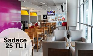 """İç hat uçuşlarınızı Anadolujet ile yapın, """"primeclass"""" Lounge konforundan size özel fiyatla yararlanın!"""