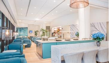 Palm Beach Primeclass Lounge opened!